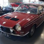Simca 1200S Coupé Bertone Bordeaux 1968