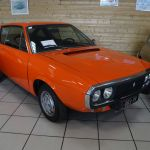 Renault R17 TL Orange 1973