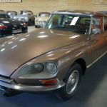 Citroën DS 23 Pallas IE Marron 1973