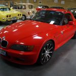 BMW Z3 Roadster 1997 Rouge